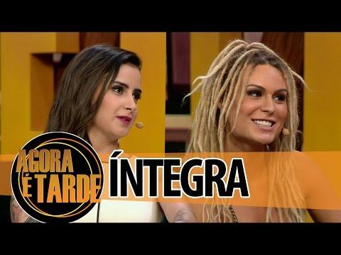 Agora é Tarde - 10/10/2014 - Lola Benvenutti e Mendigata (íntegra)