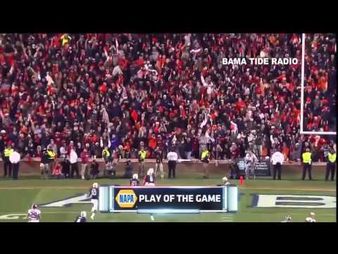 2013 Iron Bowl Final Radio Call You Probably Haven't Heard