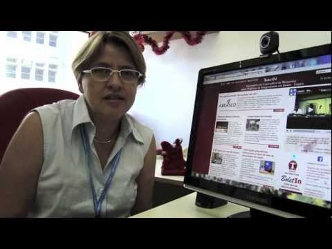 Vídeo VI Congresso Ciências Sociais e Humanas em Saúde - 2013 - chamada