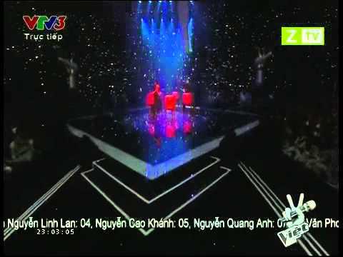 Giọng Hát Việt Nhí 2013 -  Nguyễn Quang Anh -  Sắc Màu - Liveshow4 ( 24/08 ) -Video Clip HD