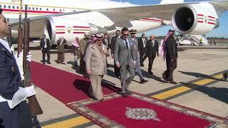 عاهل مملكة البحرين يحل بالمغرب في زيارة خاصة |