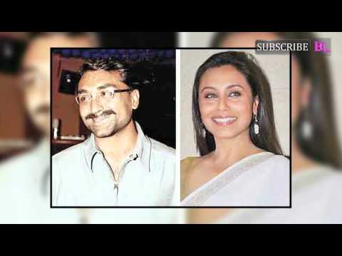Were Rani Mukerji and Aditya Chopra already married