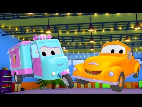 Odťahovák Tom a cukrárske auto
