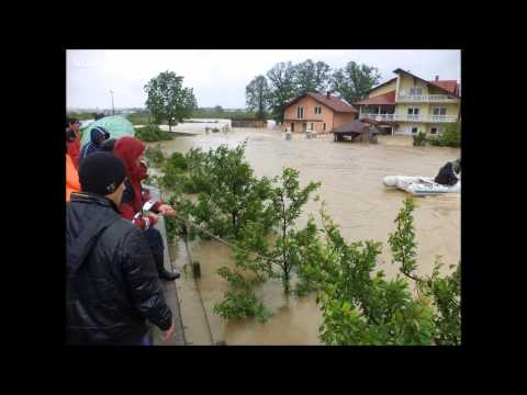 BOSNIA FLOOD - STATE OF EMERGENCY HELP!
