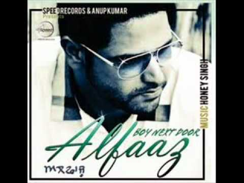yaar bathere alfaaz , honey singh (full song)