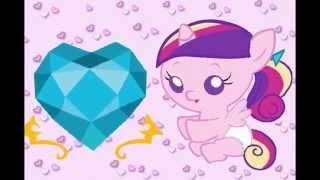 (1 Parte) My Little Pony (Los Ponis De Bebes Y De Grandes