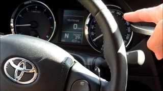 Dicas Da Nilda: Test- Drive No Novo Corolla XEi 2015