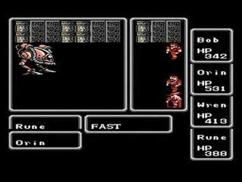 final fantasy 1 nes how to get to floating castle