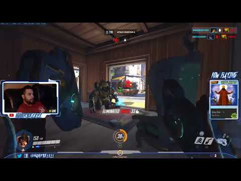 [PC] Overwatch - Tracer - If they can't hear my footsteps, then i'm gone right?