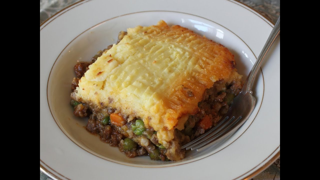 Traditional Irish Shepard S Pie Food