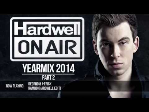 Hardwell On Air 2014 Yearmix Part 2