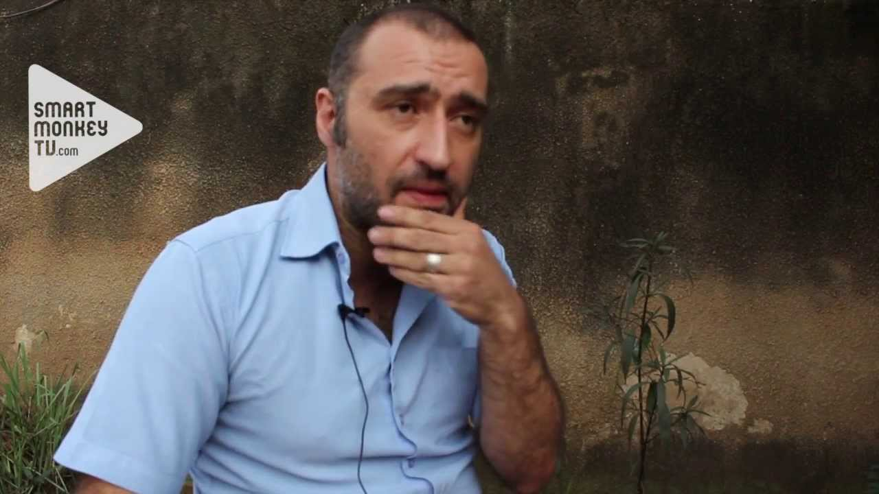 Babak Fakhamzadeh on app for seeing a city differently, covers Kampala and Joburg