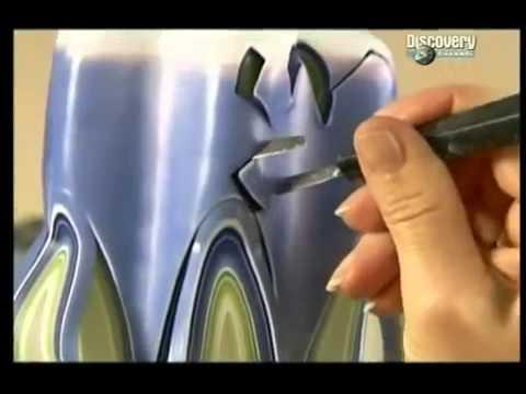 Ako sa to robí - Vyrezávané sviečky