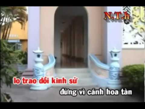 Karaoke TD Cai luong -Lâm Sanh, Xuân Nương _Phần 3 Anh Chin)