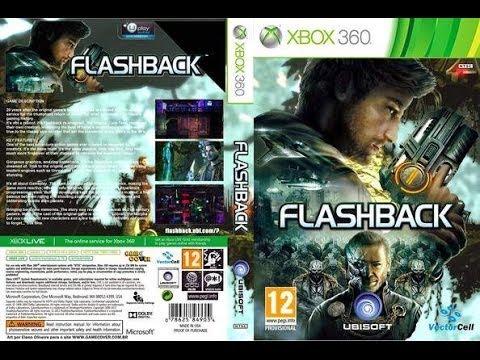 Flashback Gameplay Xbox360