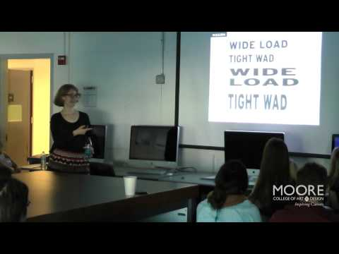 Ellen Lupton // How to do stuff with Typography // 2012-10-18