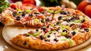 Masa para Pizza Italiana