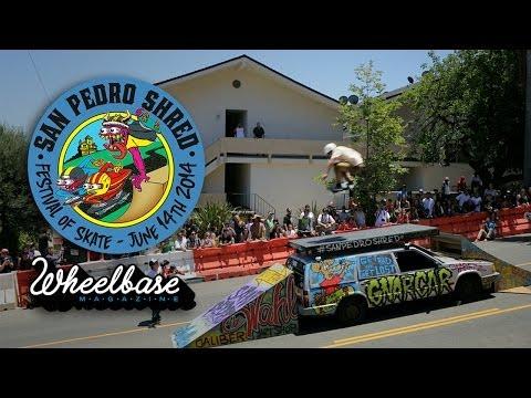 San Pedro Shred 2014 - Wheelbase Magazine