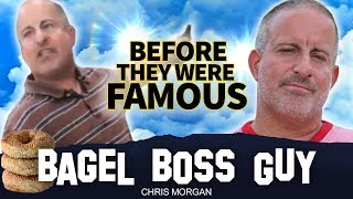 Bagel Boss Chris Morgan | Before They Were Famous | 4'11 with a Short Fuze