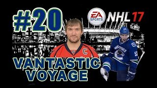 "NHL 17: Vancouver Canucks Franchise Mode #20 ""BLOCKBUSTER DEAL"""