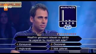 Kim Milyoner Olmak Ister 214. bölüm Mehmet Can 04.05.2013