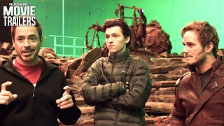 Avengers: Infinity War | Epic Extended Production First Look