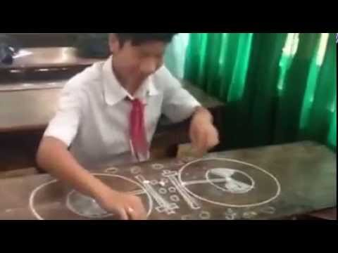 Thanh niên cứng đánh DJ cực đỉnh bài