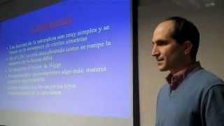 El Bosón De Higgs Y Las Simetrías De Las Leyes De La