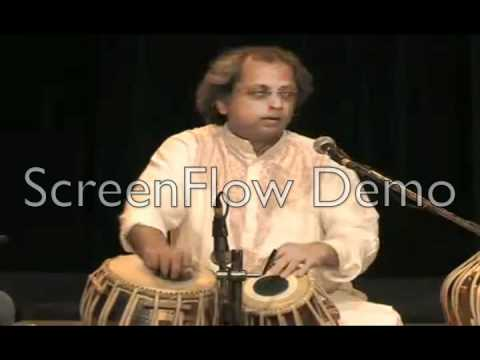 Amazing tabla solo Pt. Yogesh Samsi teental 16 beats