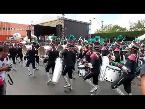 7 de Setembro 2014-Fanfarra Tradicional de Alagoinhas