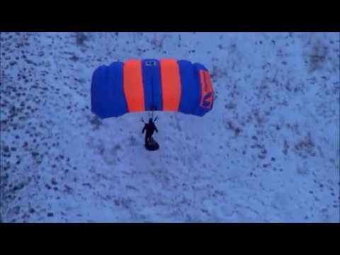 BASE Jumping at Twin Falls Idaho