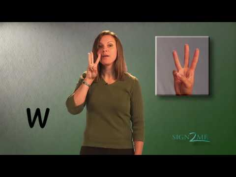 ABC Phonics Song - ASL Letters and Sounds Tutorial