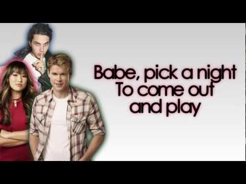 Glee - 3 (Lyrics)