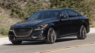Genesis G80 Sport (2018) Ready to Fight Lexus GS [YOUCAR]. YouCar Car Reviews.