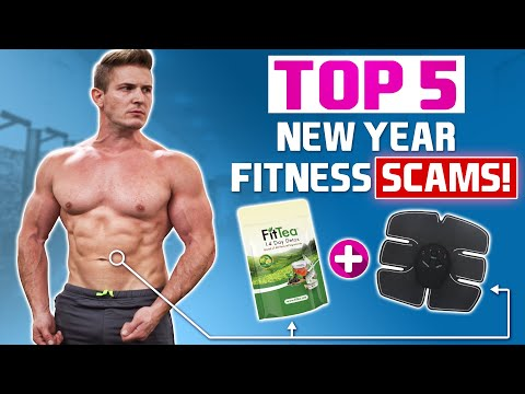 Top 5 New Year's Fitness Scams!   DON'T BE FOOLED!