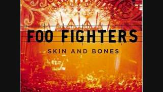 Foo Fighters-Times Like These Live (Skin And Bones Album