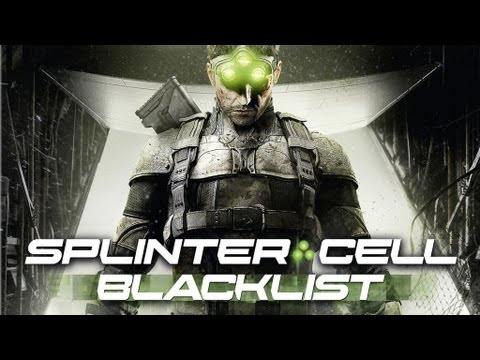 Splinter Cell Blacklist (DUBLADO BR)