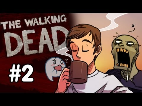 The Walking Dead Walkthrough - Part 2 - TO THE FARM!! (Xbox 360/PS3/PC/Mac Gameplay) HD