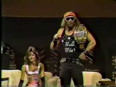 Best Promos - Macho Man on TNT 3