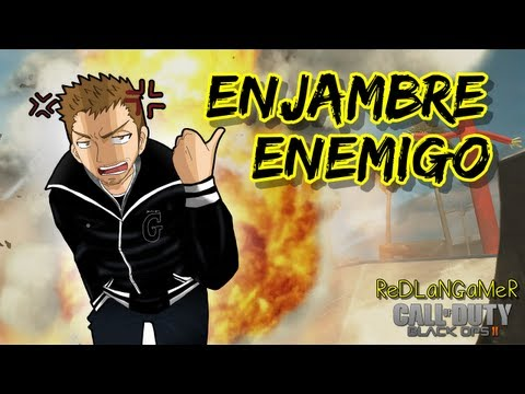 &quot;Enjambre Enemigo&quot; - No Sigue Modas Juan Magan ft. Don Omar (Parodia Black Ops 2) - #RedLan