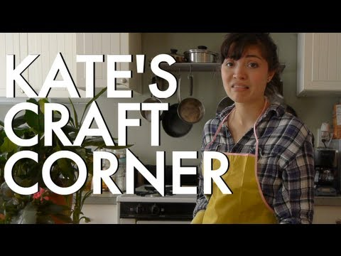 Kate's Craft Corner - Pants for Plants