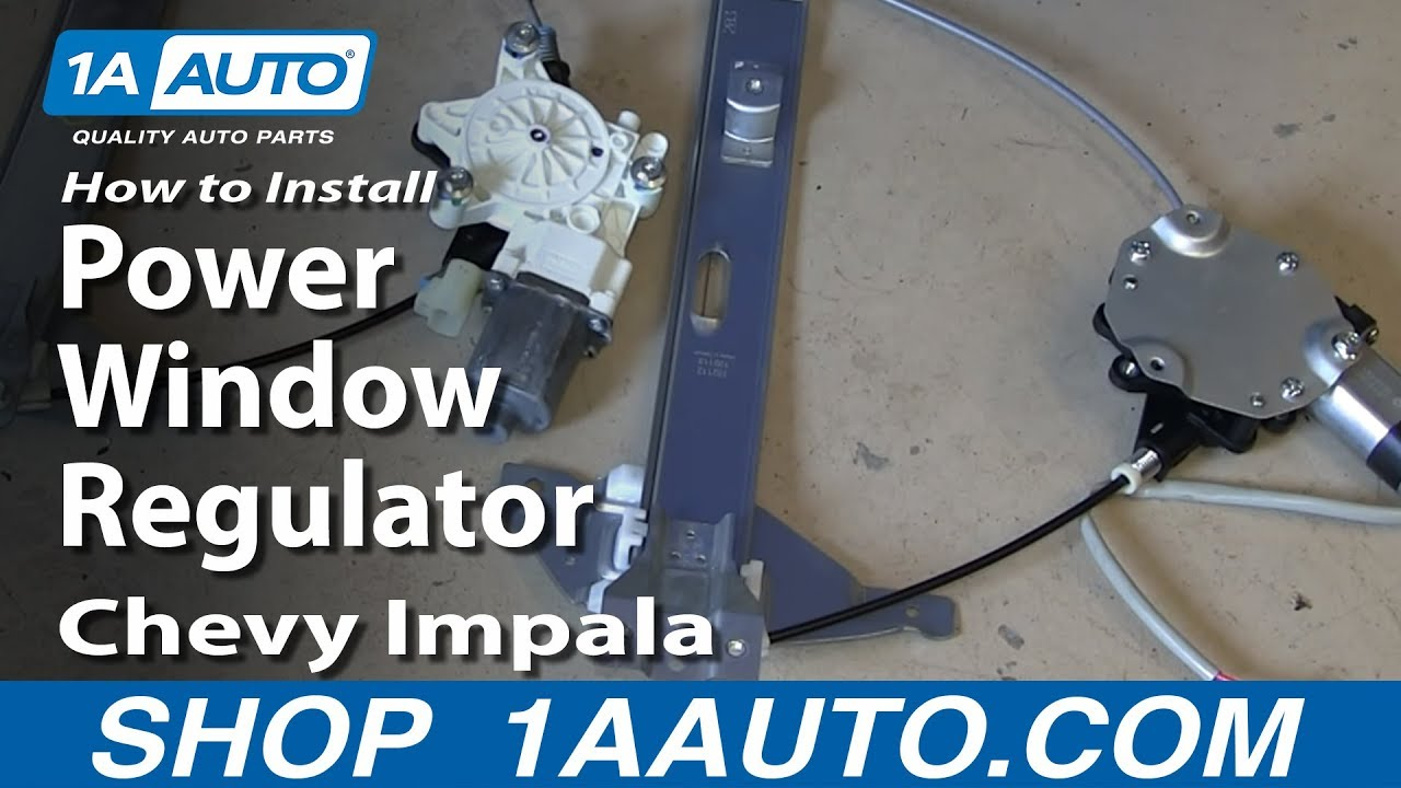 How to install replace power how to install replace for 08 chevy impala door lock actuator