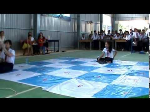 Thi tìm hiểu Luật thủy sản - THCS Phong Phú