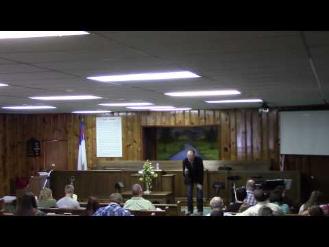MGBC Camden, TN - 03/30/14 - Morning Sermon (Refresh Series 1 of 3)