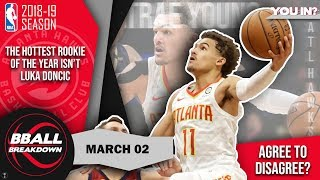 How Trae Young Is Following In Steph Curry's Footsteps