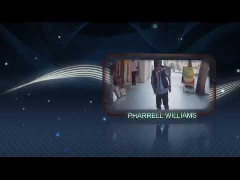 Pharrell Williams - Happy REMIX (VJ Percy Mix Video)