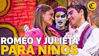 Romeo Y Julieta Para Niños