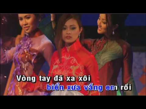 Karaoke Bien Vang Em Chieu Nay NguyenKhang beat