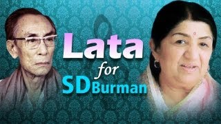 Lata Mangeshkar & S.D Burman Hits - Vol 1 - Video Jukebox