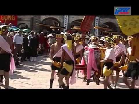 Hào hùng hội Gióng - Kênh TV Du lịch Văn hóa lễ hội truyền thống VN